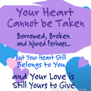 heart cannot be taken