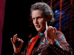 MAGE: TEMPLE GRANDIN, AT TED 2010 (RED MAXWELL, FLICKR, CC BY NC 2.0)